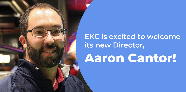 EKC homepage banner Aaron Cantor