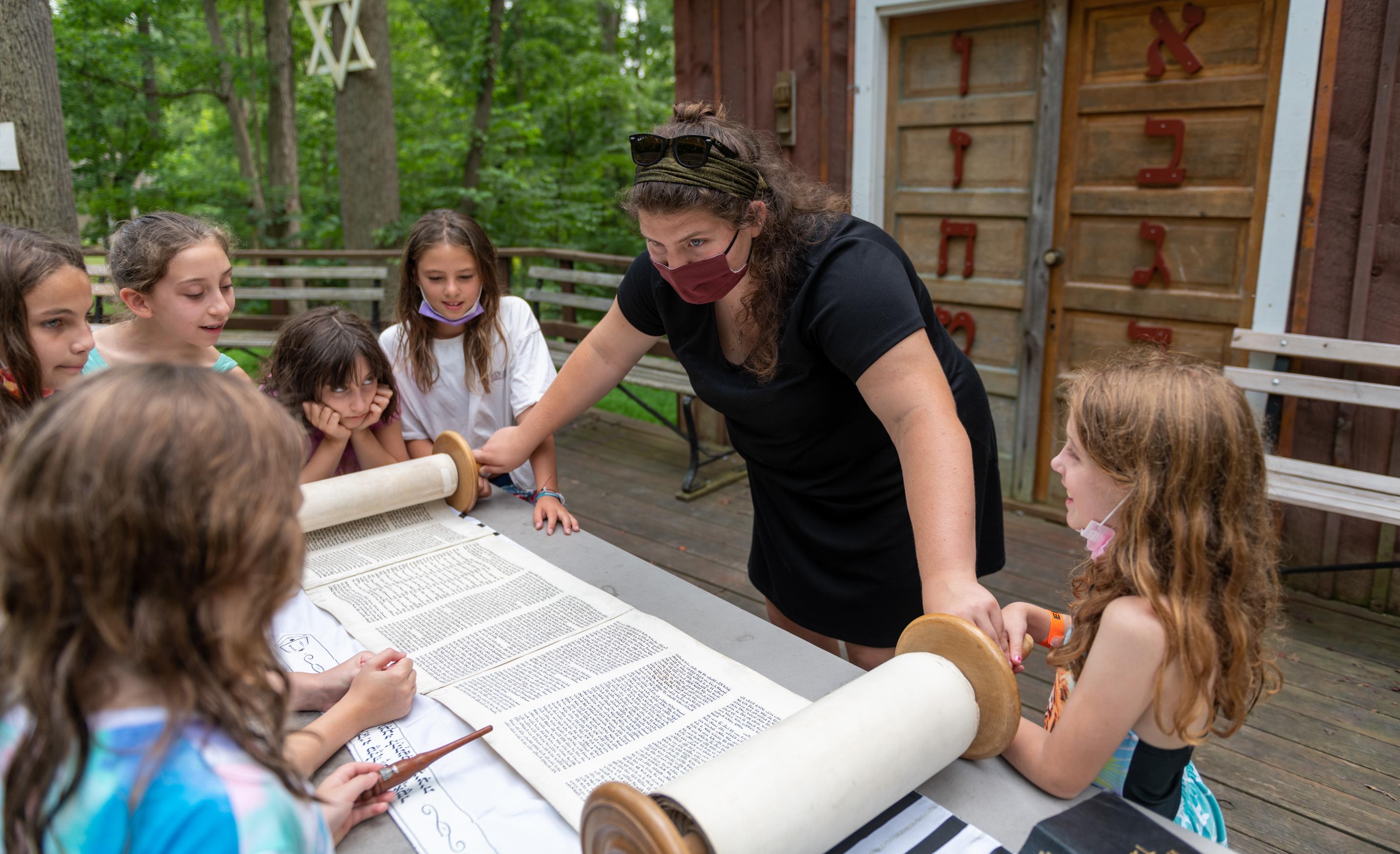 Torah Learning at EKC